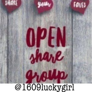 FRIDAY 6/18  💖 12 SHARE GROUP